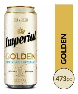 Lata Imperial Golden 473 Cc! En V.urquiza