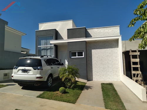 Imagem 1 de 19 de Casa A Venda No Bairro Jardim Terras De São Francisco Em - Ca 284-1