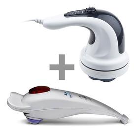 Kit Hammer Super Massage E Orbit Massage 127v   Relaxmedic