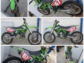 Kawasaki Kx 250cc 2 Tempos Ano 1999