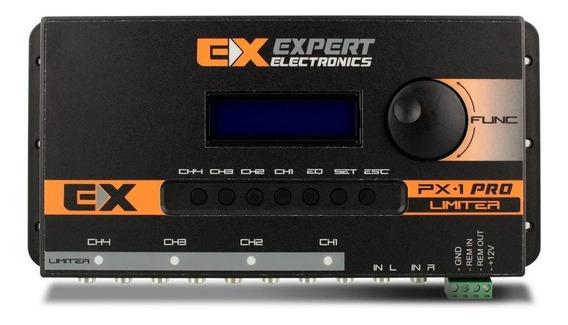Equalizador Expert Px1 Crossover Processador Display Digital