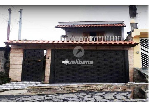Imagem 1 de 26 de Sobrado À Venda, 252 M² Por R$ 390.000,00 - Jardim Aracy - Mauá/sp - So0007