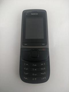 Nokia C2-05 Sem A Tampa Da Bateria Desbloqueado
