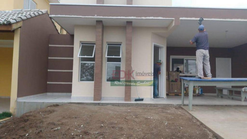 Imagem 1 de 1 de Casa Com 3 Dormitórios À Venda, 120 M² Por R$ 530.000 - Santa Cruz Dos Lázaros - Jacareí/sp - Ca3309