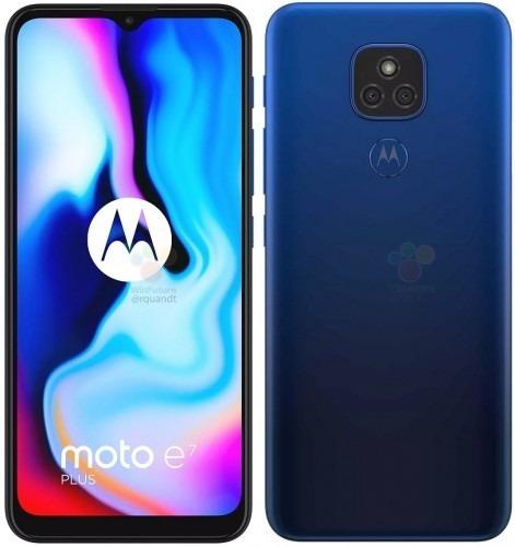 Motorola E7 Plus 4gb De Ram 64gb De Almacenamiento