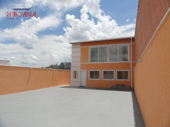 Sobrado Residencial À Venda, Jardim Progresso, Franco Da Rocha. - So0442