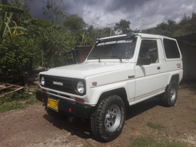Campero Daihatsu 4x4 Rocky