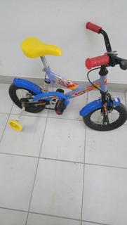 Bicicleta Infantil Kids Rodado 12