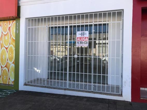 Sala Para Alugar, 55 M² Por R$ 800,00/mês - Centro - Brodowski/sp - Sa0048