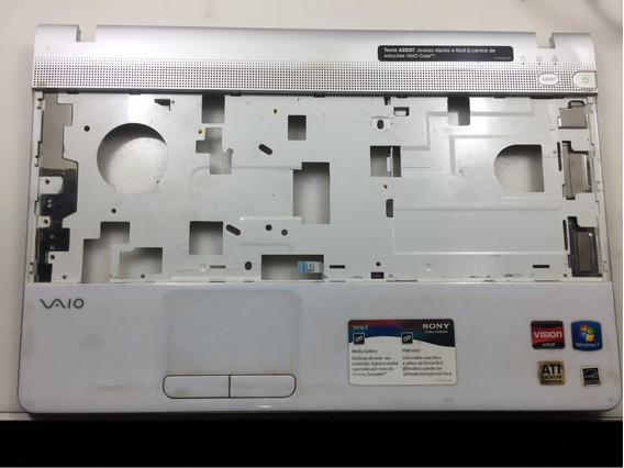 Carcaça Base Superior Notebook Sony Vaio Pcg-61611x