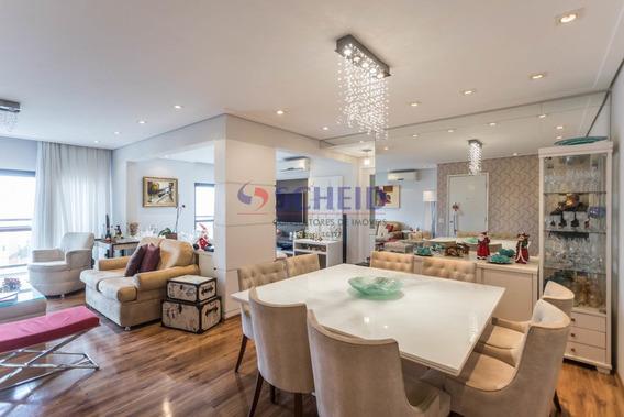 Lindo Apartamento, Com Acabamento Impecável Próximo Ao St. Marche - Mr68922