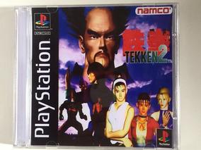 Jogo Ps1 Tekken 2