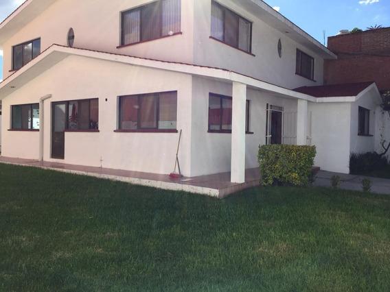 Venta De Preciosa Residencia En Dolores Hidalgo, Gto.
