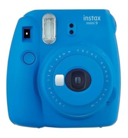 Instax Mini 9 - Azul