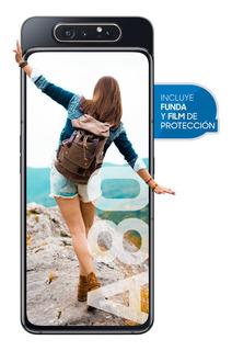 Celular Libre Samsung Galaxy A80 Negro