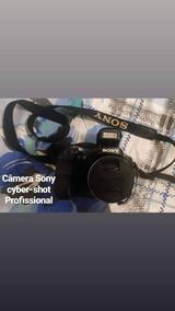 Câmera Sony Cyber-shot Profissional