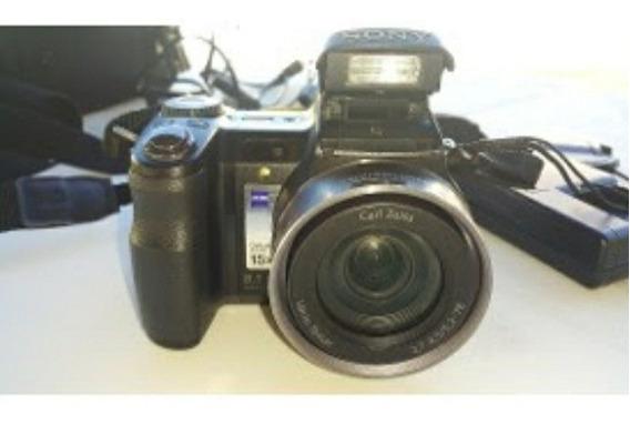 Câmera Fotográfica Cybershot Dsc H9