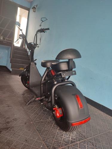 Imagem 1 de 8 de Moto Patinete Scooter Elétrica 1500w Gloov 2020