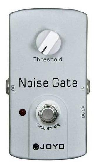 Pedal Guitarra Joyo Jf-31 Noise Gate Elimina Ruído - Nf Gtia