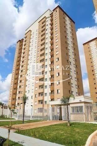 Apartamento Para Venda Nos Campos Eliseos No Condominio Vitale, Próximo Ao Sinha Junqueira, Com 2 Dormitorios, 49 M2 De Area Util, Portaria 24h E Lazer Completo - Ap00553 - 32157929