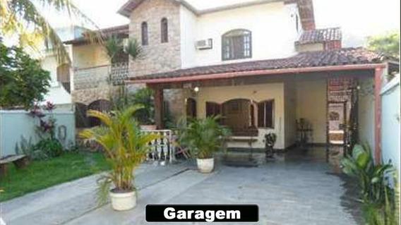 Casa Em Itaipu, Niterói/rj De 214m² 4 Quartos À Venda Por R$ 499.000,00 - Ca252752