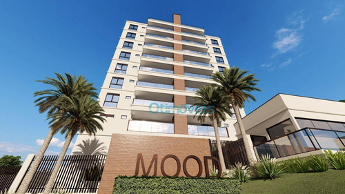 Imagem 1 de 27 de Apartamento À Venda, 129 M² Por R$ 779.588,60 - Bacacheri - Curitiba/pr - Ap2897