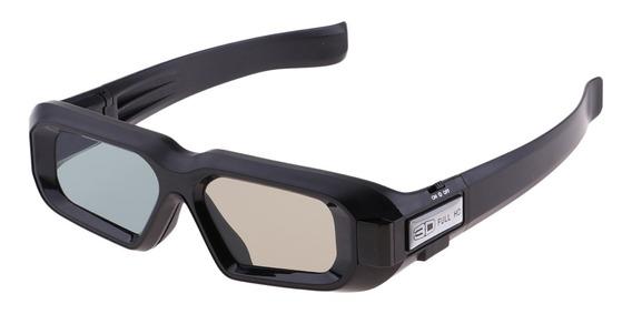 Óculos Recarregável Relação 3d Do Dlp Rf Bluetooth Para