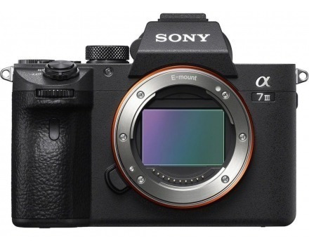 Câmera Sony Alpha A7 Iii Mirrorless Digital