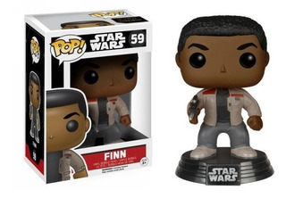 Funko Pop Finn 59 Star Wars Muñeco Original