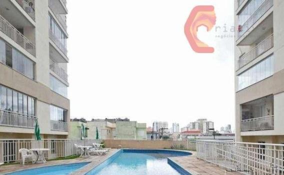 Apartamento Residencial À Venda, Tatuapé, São Paulo. - Ap1712