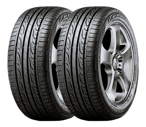 Kit 2 Neumáticos Dunlop 215 55 R16 Lm704 Citroen C4