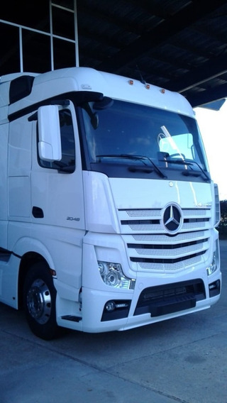 Mercedes Benz Actros 2048 Cd 0km
