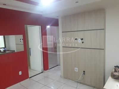Ótimo Apartamento Para Venda Na Vila Virginia Condominio Vita 1, Com 2 Dormitorios, Completo Em Armários, Portaria 24h E Lazer Completo - Ap01407 - 33987842