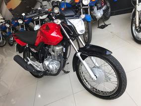 Honda Cg 160 Start Já Incluso Documentação