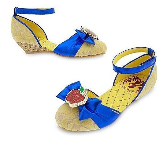 Sapato Princesa Branca De Neve Original Da Loja Disney-