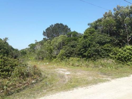 Terreno Na Estância Santa Cruz, Em Itanhaém, Ref. C0027 L C