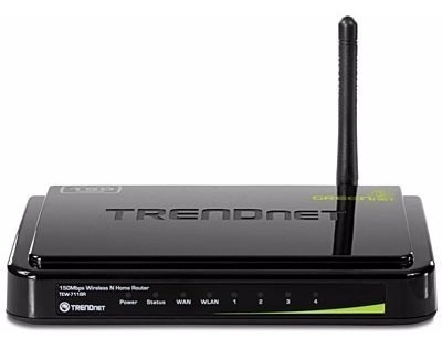 Router Trendnet Tew-711br Wifi Inalambrico
