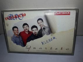 Fita K7 Grupo Integraçâo Quarteto Play Back