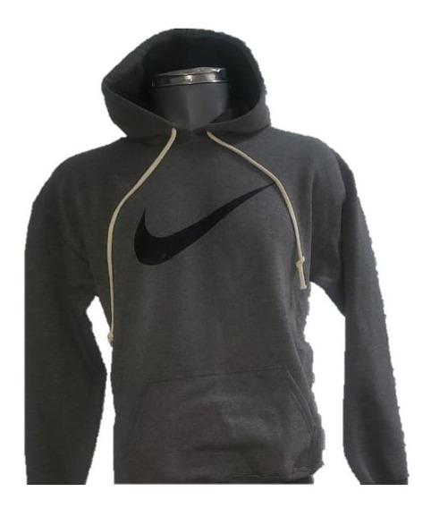 Sudadera Nike Gorro Y Cangurera Gym Correr Hoodie Capucha Moda Varios Colores Modelos Cierre Adulto Niños Mujeres