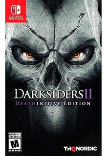 ..:: Darksiders Ii Deathinitive Edi ::.. Switch Gamecenter