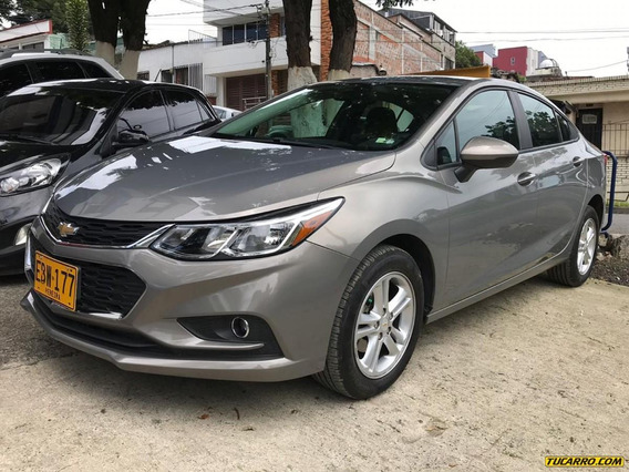 Chevrolet Cruze Lt Turbo Full Equipo