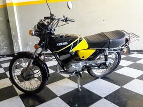 Yamaha Rx 125 2 Tempos