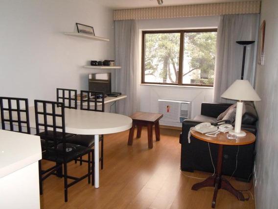 Apartamento Em Jardim Europa, São Paulo/sp De 45m² 1 Quartos À Venda Por R$ 434.000,00 - Ap303413