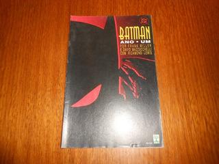 Hq Batman Ano Um. Completa Frank Miller.