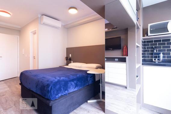 Apartamento Para Aluguel - Brooklin, 1 Quarto, 25 - 892964220