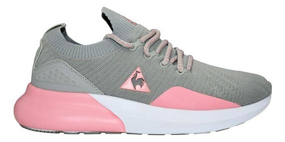 Zapatillas Mujer Le Coq Sportif W Twilt Grey Coral 1-7951