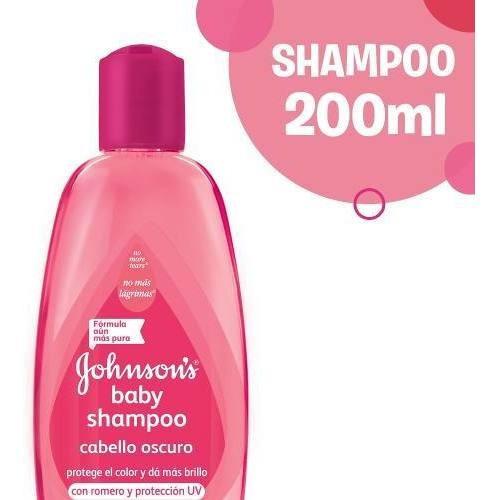 Shampoo Johnson´s Baby Protección Uv 200ml
