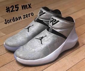 Tenis Nike Jordan Edition Plata Sports Casual
