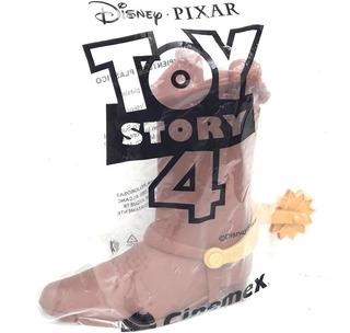 Cinemex Vaso Termo Toy Story 4 Woody Nueva En Bolsa
