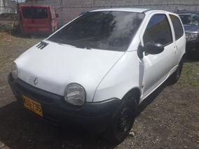 Renault Twingo Access 1.2 Mt 2013 Blanco Aa